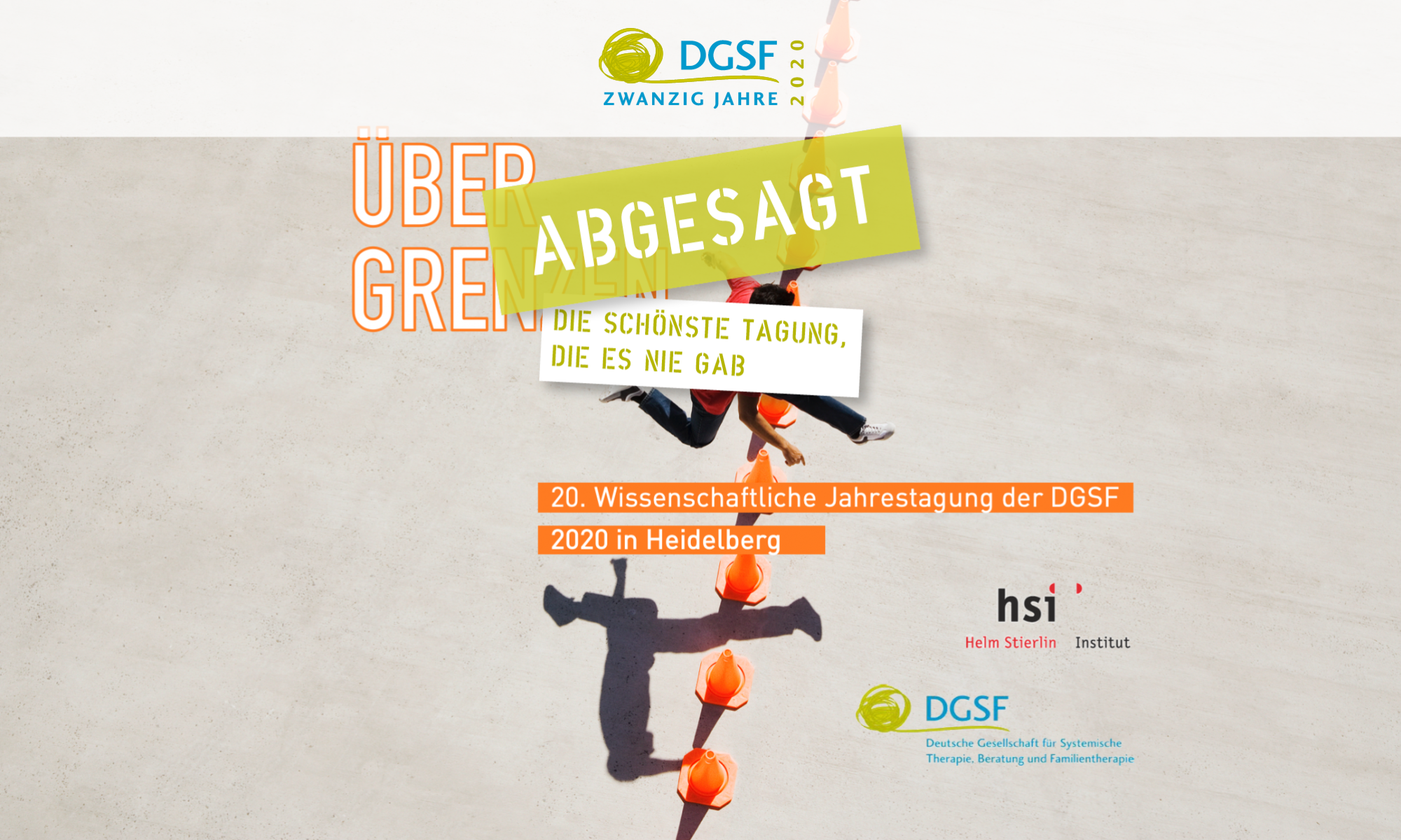 Happy DGSF - Jahrestagung 2020